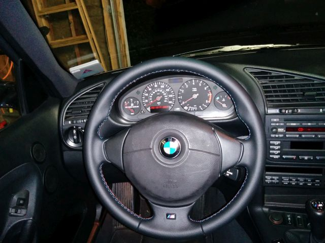 3-Spoke Steering Wheel